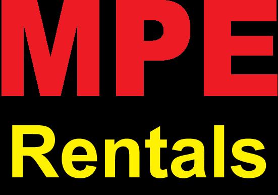 MPE Event Rentals logo