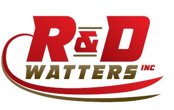 R&D Watters logo